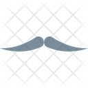Moustache Mustachio Hipster Icon