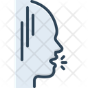 Mouth Maw Speak Icon