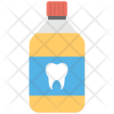 Mouthwash Cleaning Mouth Icon