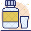 Mouthwash Oral Hygiene Mouth Rinse Icon