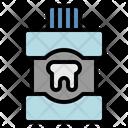 Mouthwash Oral Care Healthcare Icon