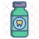 Mouthwash Icon