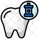 Mouthwash Dental Care Tooth Hygiene Icon