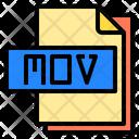 Mov File File Type Icon