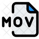 Mov File Audio File Audio Format Icon