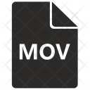 Mov File Icon
