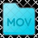 MOV Folder Icon