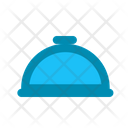 Movable Food Cover Kitchen Home Icon