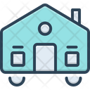 Movable Home Icon