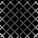 Move Up Arrow Icon