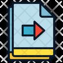 Multiple File Move Icon
