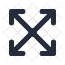 Arrow Move Icon