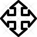 Move Arrow Selection Icon