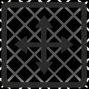 Move Cursor Instrument Icon