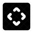 Move Arrow Direction Icon