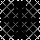Design Solid Move Icon
