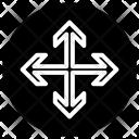 Move Rotate Change Icon