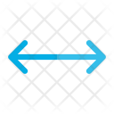 Move Distance Arrow Icon