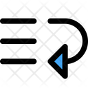 Move Bottom Icon