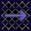 Move Cell Icon