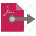 Move Pdf File Icon