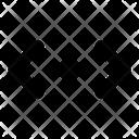 Swipe Scroll Horizontal Icon
