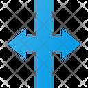 Move Horizontal Icon