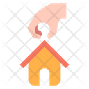 Move House Relocate House House Shifting Icon