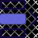 Move Object Right Icon