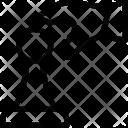 Move Piece Chess Icon