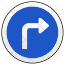 Move right Icon