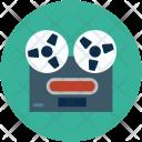Movie Entertainment Mixtape Icon