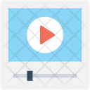 Movie Player Video Icon