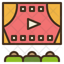 Movie See Watch Icon