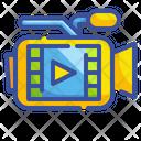 Movie Medi Multimedia Icon