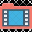 Movie File Movies Icon