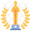 Imovie Award Movie Award Trophy Icon