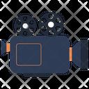 Movie Camera Camcorder Camera Icon