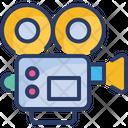 Betacam Camera Movie Icon