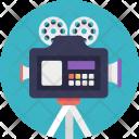 Video Camera Movie Icon