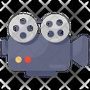 Movie Camera Professional Camera Camcorder Icon