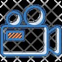 Movie Camera Film Recorder Film Camera Icon