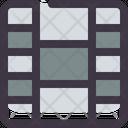 Film Movie Clip Icon