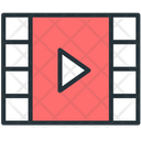 Video Camera Movie Icon