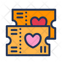 Valentine Day Romance Relationship Icon