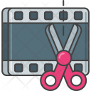 Clip Editing Movie Icon