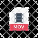 Media File Format Icon