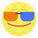 Movie Glasses Icon