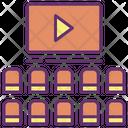 Movie Hall Icon