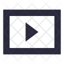 Film Video Player Icon